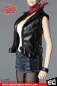 Preview: 1:6 Leather Sleeveless Moto Jacket Sets
