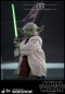 Preview: Star Wars Episode II Movie Masterpiece Actionfigur 1/6 Yoda 14 cm