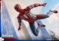 Mobile Preview: Marvel's Spider-Man Videogame Masterpiece Actionfigur 1/6 Spider-Man Advanced Suit 30 cm