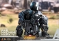 Preview: Avengers Infinity War Diecast Movie Masterpiece Actionfigur 1/6 War Machine Mark IV 32 cm