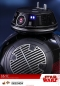 Mobile Preview: Star Wars Episode VIII Movie Masterpiece Actionfigur 1/6 BB-9E 11 cm