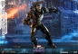 Preview: Marvel Future Fight Video Game Masterpiece Actionfigur 1/6 The Punisher War Machine Armor 32 cm |HOT TOYS