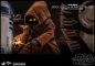 Mobile Preview: HOT TOYS | Star Wars Episode IV Movie Masterpiece Actionfiguren Doppelpack 1/6 Jawa & EG-6 Power Droid 18-21 cm