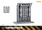Preview: Ubiquitous Actionfiguren Diorama Case Standard Edition
