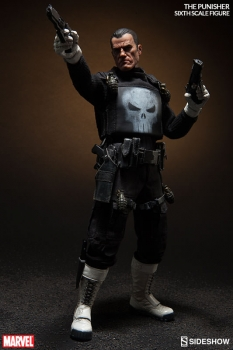 Marvel Comics Actionfigur 1/6 The Punisher 30 cm