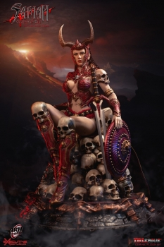 Undying Queen Series: Sariah the Goddess of War
