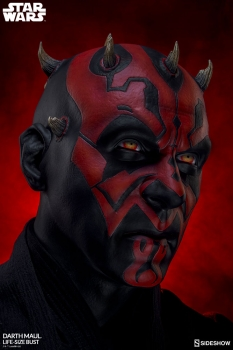 Star Wars Büste 1/1 Darth Maul 69 cm