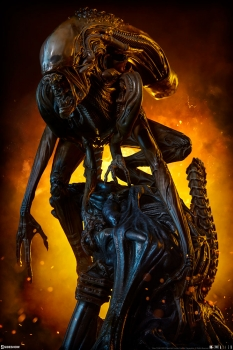 Alien Maquette Alien Warrior - Mythos 45 cm Sideshow Collectibles