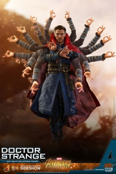 Avengers Infinity War Movie Masterpiece Actionfigur 1/6 Doctor Strange 31 cm