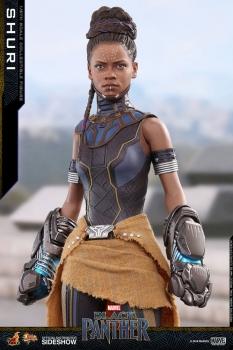Black Panther Movie Masterpiece Actionfigur 1/6 Shuri 29 cm
