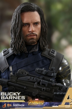 Avengers Infinity War Movie Masterpiece Actionfigur 1/6 Bucky Barnes 30 cm