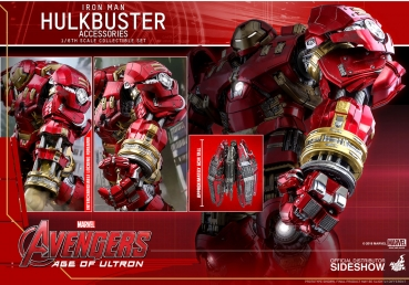 Avengers Age of Ultron Accessories Collection Series Zubehör-Set für Actionfiguren Hulkbuster