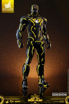 | HOT TOYS | Neon Tech Iron Man 2.0 Diecast  EXKLUSIV