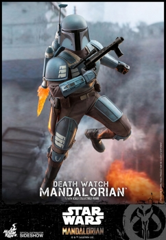 |HOT TOYS - The Mandalorian - Death Watch