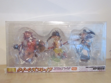 Medicos Queens Blade Bust Collection Vol.1 Wonderfest Limited 08 RARE