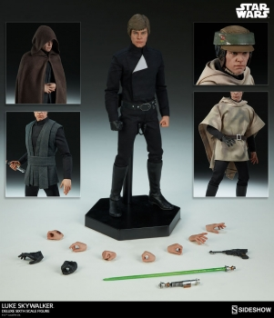 Star Wars Episode VI Deluxe Actionfigur 1/6 Luke Skywalker 30 cm