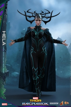 Thor Ragnarok Movie Masterpiece Actionfigur 1/6 Hela 31 cm