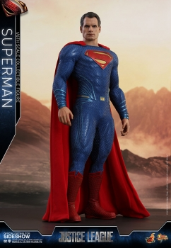 Justice League Movie Masterpiece Actionfigur 1/6 Superman 31 cm