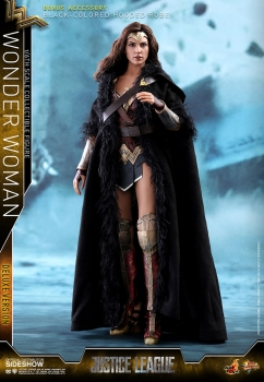 Justice League Movie Masterpiece Actionfigur 1/6 Wonder Woman Deluxe Version 29 cm