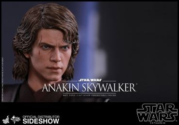Star Wars Episode III Movie Masterpiece Actionfigur 1/6 Anakin Skywalker 31 cm