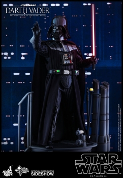 Star Wars Episode V Movie Masterpiece Actionfigur 1/6 Darth Vader 35 cm