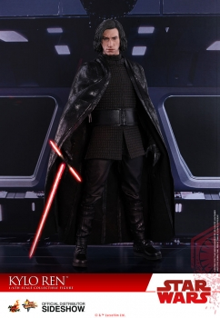 Star Wars Episode VIII Movie Masterpiece Actionfigur 1/6 Kylo Ren 33 cm