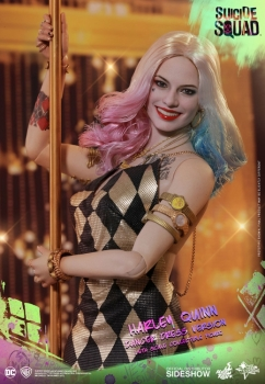 Suicide Squad Movie Masterpiece Actionfigur 1/6 Harley Quinn Dancer Dress Version 29 cm