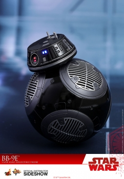 Star Wars Episode VIII Movie Masterpiece Actionfigur 1/6 BB-9E 11 cm