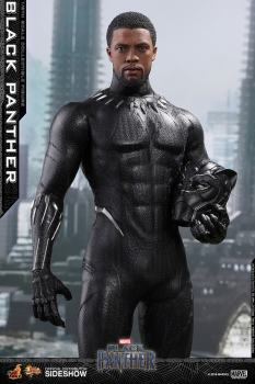 Black Panther Movie Masterpiece Actionfigur 1/6 Black Panther 31 cm