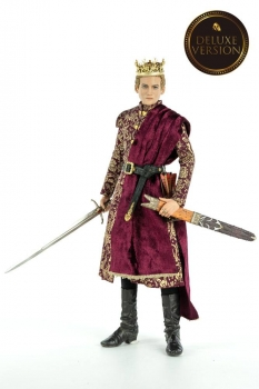 threezero | Game of Thrones Actionfigur 1/6 King Joffrey Baratheon Deluxe Version 29 cm