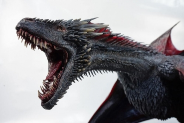 Game of Thrones Statue 1/6 Drogon 59 x 45 x 88 cm | THREEZERO