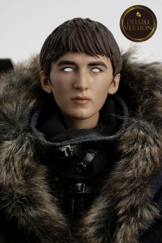 threezero | Game of Thrones Actionfigur 1/6 Bran Stark Deluxe Version 29 cm