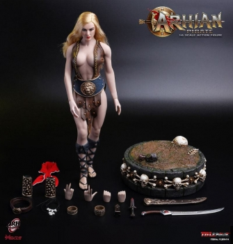 Arhian Head Huntress ARH ComiX Actionfigur 1/6 Arhian Pirate 38 cm
