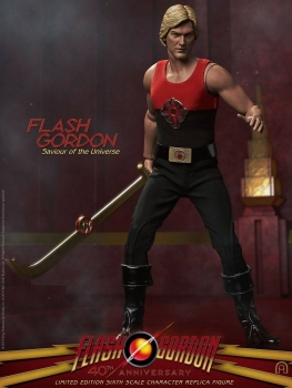 Flash Gordon Actionfigur 1/6 Flash Gordon Limited Edition 31 cm | BIG CHIEF STUDIOS LTD