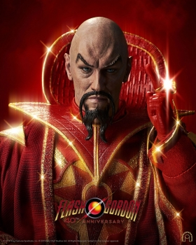 Flash Gordon Actionfigur 1/6 Ming the Merciless Limited Edition 31 cm | BIG CHIEF STUDIOS LTD.