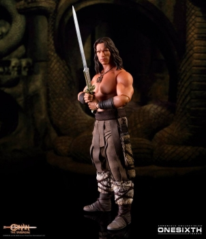 CHRONICLE | Conan der Barbar Actionfigur 1/6 Conan 30 cm
