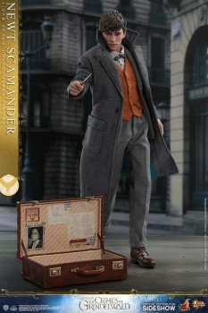 Phantastische Tierwesen 2 Movie Masterpiece Actionfigur 1/6 Newt Scamander 30 cm