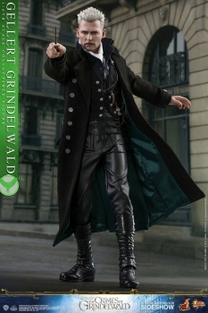 Phantastische Tierwesen 2 Movie Masterpiece Actionfigur 1/6 Gellert Grindelwald 30 cm