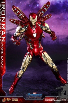 HOT TOYS | Avengers: Endgame Movie Masterpiece Series Diecast Actionfigur 1/6 Iron Man Mark LXXXV 32 cm