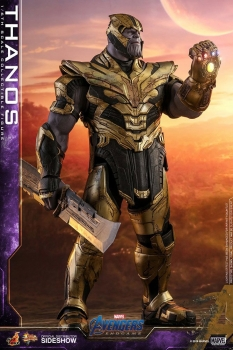 HOT TOYS | Avengers: Endgame Movie Masterpiece Actionfigur 1/6 Thanos 42 cm