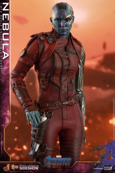 HOT TOYS | Avengers: Endgame Movie Masterpiece Actionfigur 1/6 Nebula 30 cm