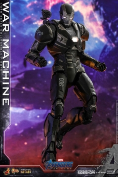HOT TOYS | Avengers: Endgame Movie Masterpiece Series Diecast Actionfigur 1/6 War Machine 32 cm