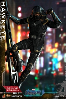 HOT TOYS | Avengers: Endgame Movie Masterpiece Actionfigur 1/6 Hawkeye Deluxe Version 30 cm