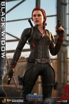 HOT TOYS | Avengers: Endgame Movie Masterpiece Actionfigur 1/6 Black Widow 28 cm