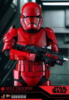 HOT TOYS | Star Wars Episode IX Movie Masterpiece Actionfigur 1/6 Sith Trooper 31 cm