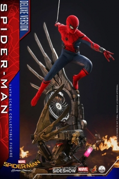 HOT TOYS | Spider-Man: Homecoming Quarter Scale Series Actionfigur 1/4 Spider-Man Deluxe Version 44 cm