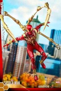HOT TOYS | Marvel Spider-Man Video Game Spider-Man (Iron Spider Armor)