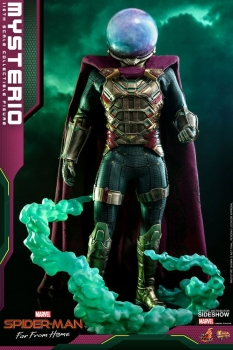HOT TOYS | Spider-Man: Far From Home Movie Masterpiece Actionfigur 1/6 Mysterio 30 cm