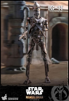HOT TOYS | Star Wars The Mandalorian Actionfigur 1/6 IG-11 36 cm