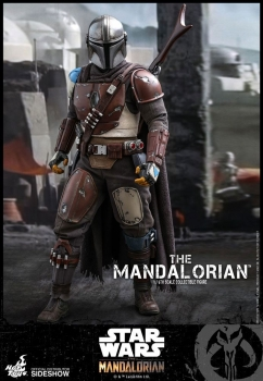HOT TOYS | Star Wars The Mandalorian Actionfigur 1/6 The Mandalorian 30 cm